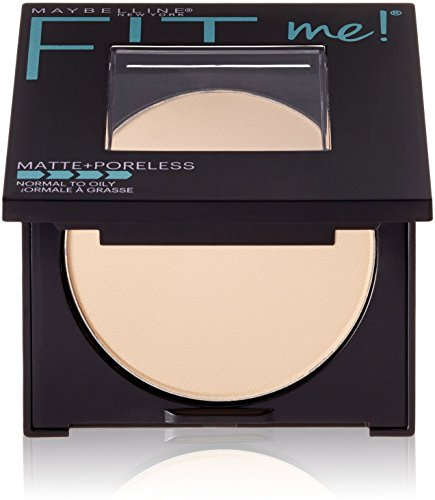 Maybelline - Fit Me Matte Plus Poreless Powder, Porcelain