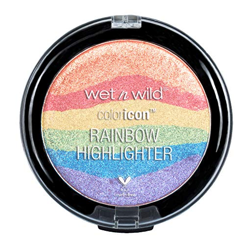 Wet N' Wild - Color Icon Rainbow Highlighter, Moonstone Mystique