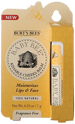 Burts Bees - Burt's Bees Lip Balm, Beeswax, 0.15 oz, 2 Pack