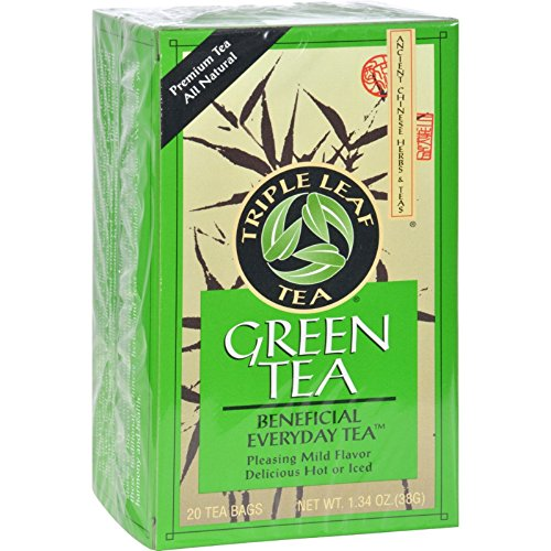 Triple Leaf Tea - Green Premium Tea 20 BAG