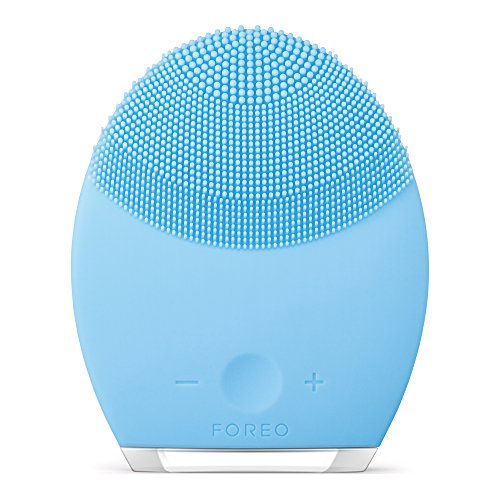 Foreo - FOREO LUNA 2 Personalized Facial Cleansing Brush & Anti-Aging Face Massager for Combination Skin