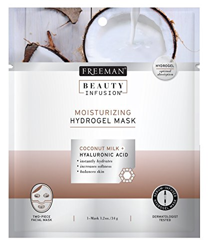 Ph Beauty-Freeman - Freeman Beauty Infusion Mask Moisturizing Hydrogel (6 Pieces)