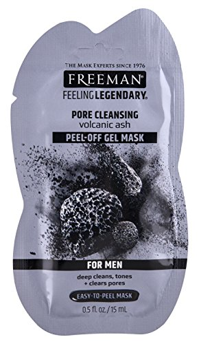 Freeman - Freeman Pore Clearing Peel-Off Mask with Volcanic Ash