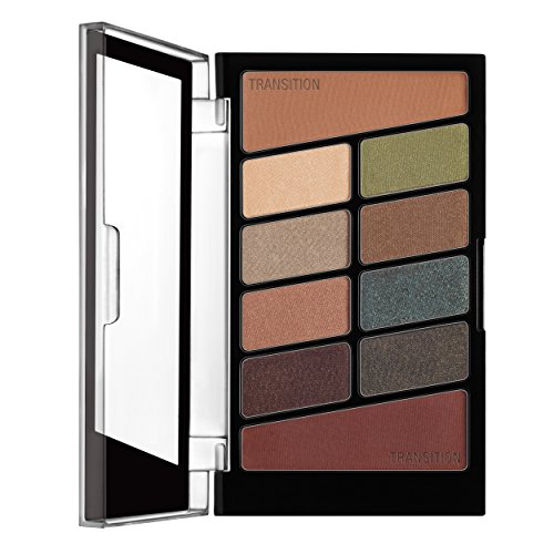Wet N' Wild - Color Icon Eyeshadow 10 Pan Palette, Comfort Zone