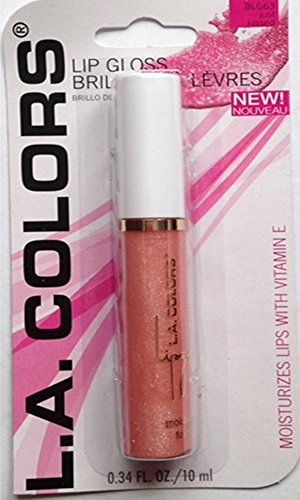 L. A. Colors - Expressions Lip Gloss, Just Kissed
