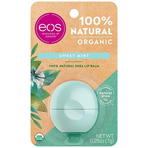 Eos - Smooth Lip Balm Sphere, Sweet Mint