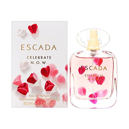 Escåda - Escàda Celebrate NOW (The Nature Of Women) Eau De Parfum Spray 2.7 oz/80 ml Brand New Item