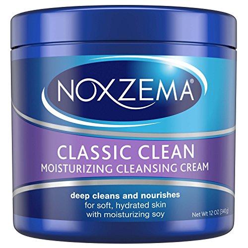 Noxzema face - Noxzema Facial Cleanser, Moisturizing Cleansing, 12 oz