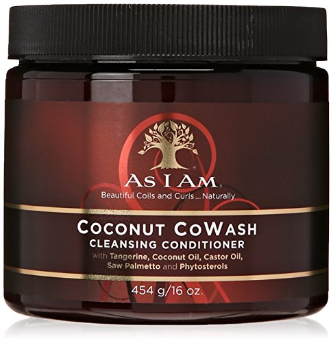 As I Am - Coconut Cowash Cleansing Conditioner