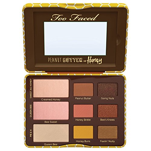 Toofaced - Peanut Butter and Honey Eyeshadow Palette