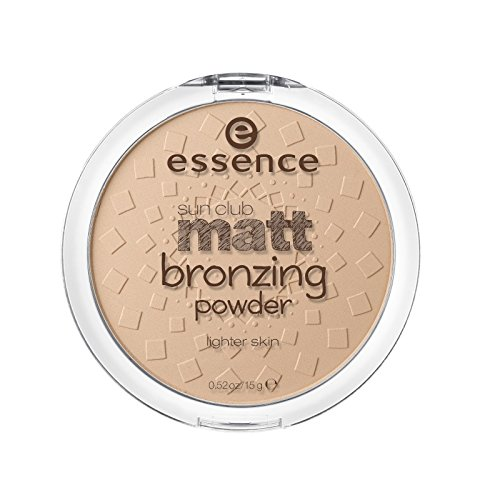 Essence - essence | Sun Club Matt Bronzing Powder | 01 Natural
