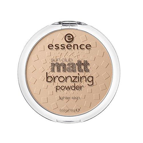 Essence - essence | Sun Club Matt Bronzing Powder | 01 Natural