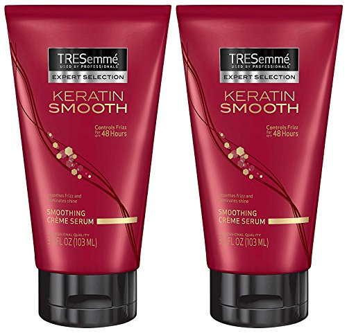 Tresemme - Tresemme Keratin Smooth Creme Serum 3.5 Ounce (103ml) (2 Pack)