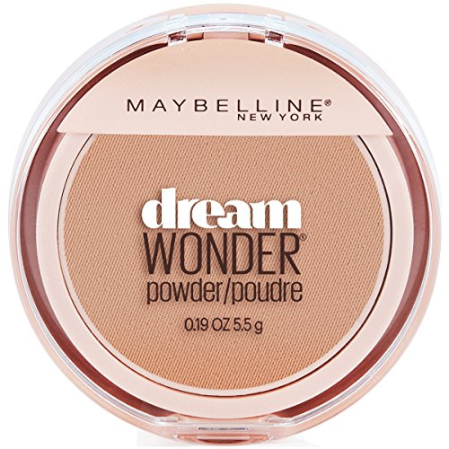 Maybelline - Dream Wonder Powder Makeup, Natural Beige