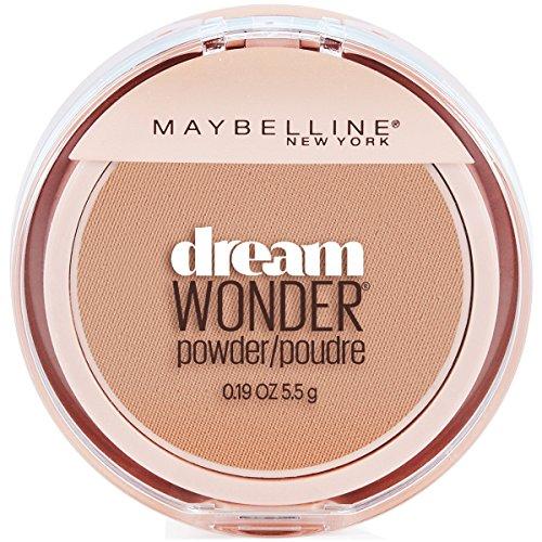 Maybelline - Dream Wonder Powder Makeup, Natural Beige