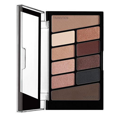 Wet N' Wild - Color Icon Eyeshadow Palette, Nude Awakening