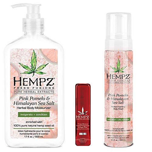 Hempz - Pink Pomelo & Himalayan Sea Salt Set