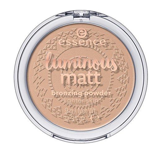Essence - Luminous Matt Bronzing Poweder