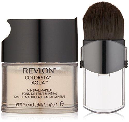Revlon - Revlon ColorStay Aqua Mineral Makeup, Light Medium, 0.35 Ounce