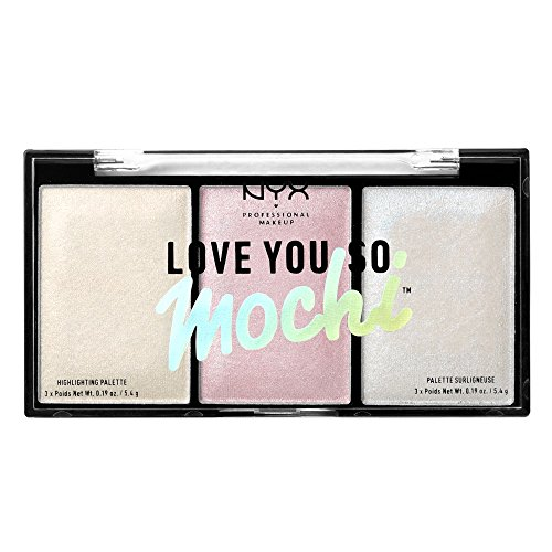 NYX - Love You so Mochi Highlighting Palette, Arcade Glam