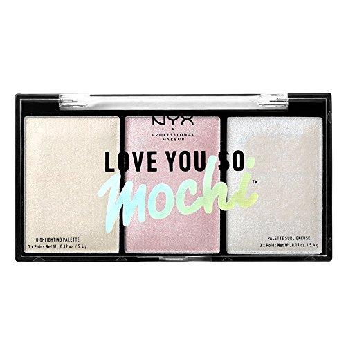 NYX - Love You so Mochi Highlighting Palette, Arcade Glam