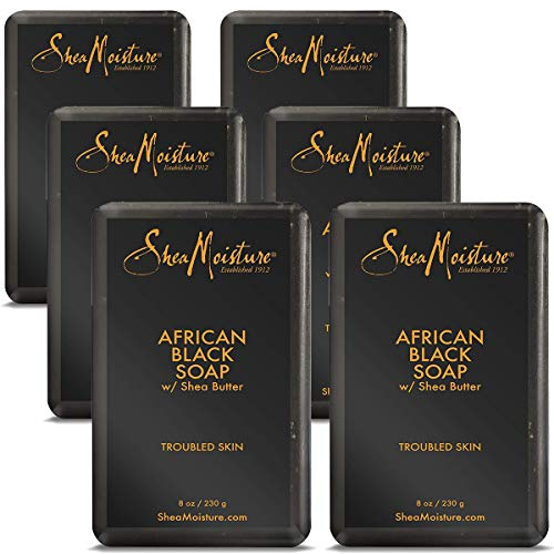 Sheamoisture - African Black Soap With Shea Butter