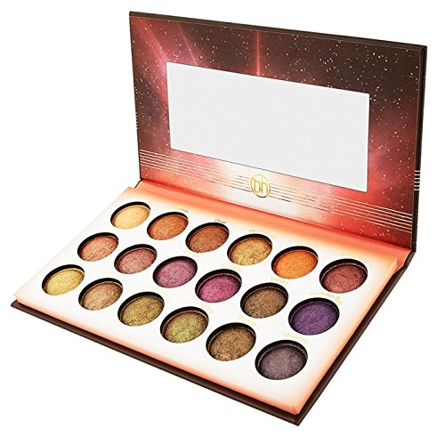 BH Cosmetics - BH Cosmetics Solar Flare 18 Color Baked Eyeshadow Palette