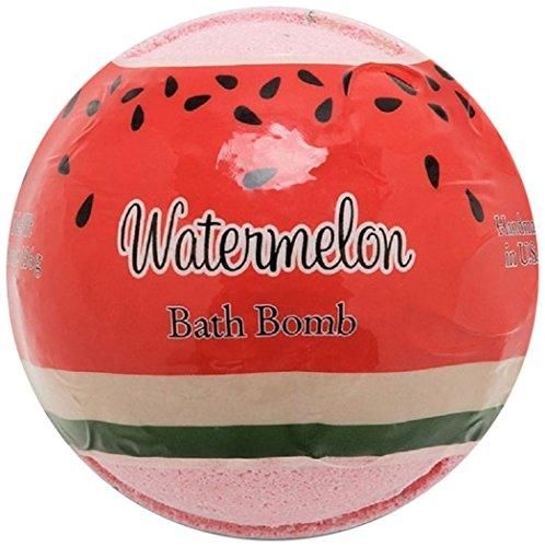 Primal Elements - Primal Elements Watermelon Bath Bomb, 4.8 Ounce