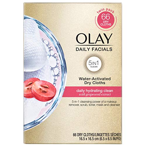 Olay - Eye Makeup Remover Wipes