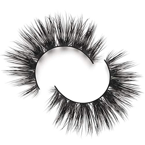 Lilly Lashes - Lilly Lashes Mykonos Lite   False Eyelashes   Dramatic Look and Feel   Reusable   Non-Magnetic   100% Handmade & Cruelty-Free