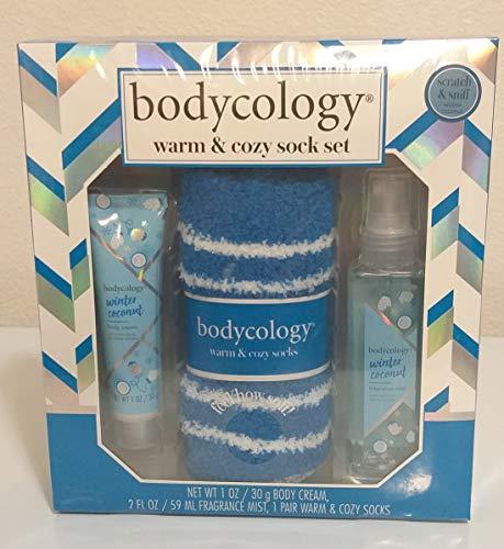 Bodycology - Bodycology warm & cozy sock set - winter coconut