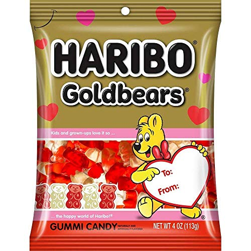 Haribo Haribo Gold Bears Gummy Bears Seasonal Edition