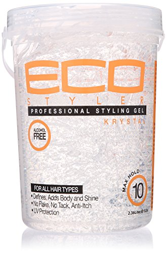 Ecoco - ECOCO Eco Style Gel, Clear, 80 Ounce