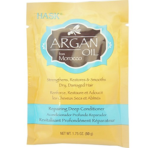 Hask - Argan Oil from Morocco Repairing Deep Conditioner