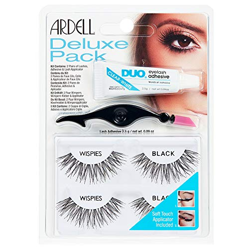 Ardell - Deluxe Pack Wispies with Applicator