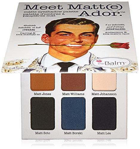 Thebalm - theBalm Meet Matte Ador Eye Shadow