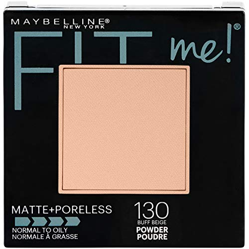 Maybelline - Fit Me Matte + Poreless Powder Makeup