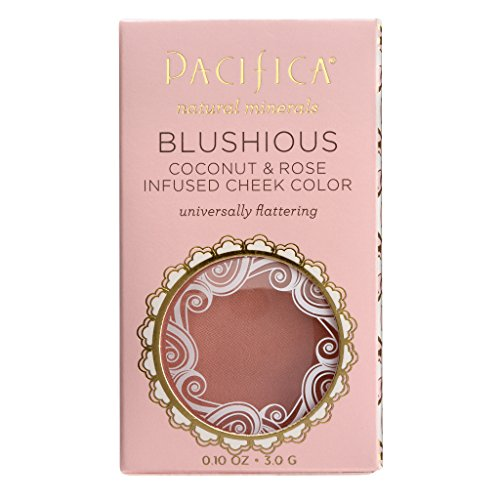 Pacifica - Blushious Coconut & Rose Infused Cheek Duo