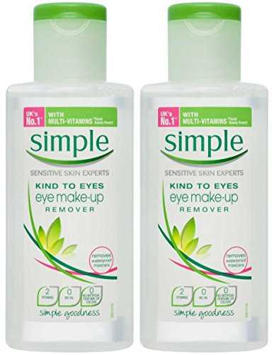 Simple - Kind to Eyes Eye Makeup Remover