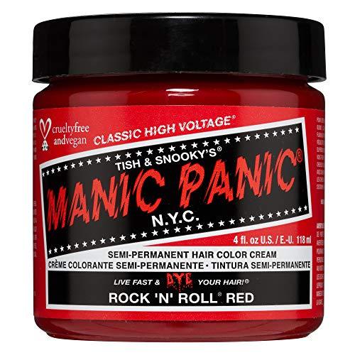 Manic Panic - AmazonUsbeauty Manic Panic Semi-Permanent Hair Color Cream