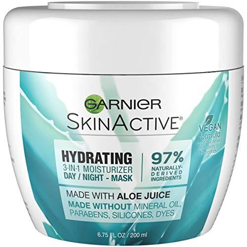 Garnier - SkinActive 3-in-1 Face Moisturizer with Aloe