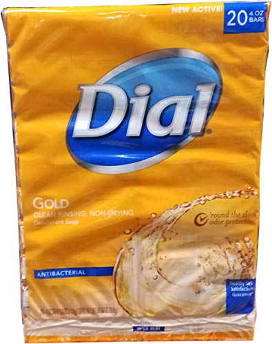 Dial - Antibacterial Deodorant Gold Bar Soap