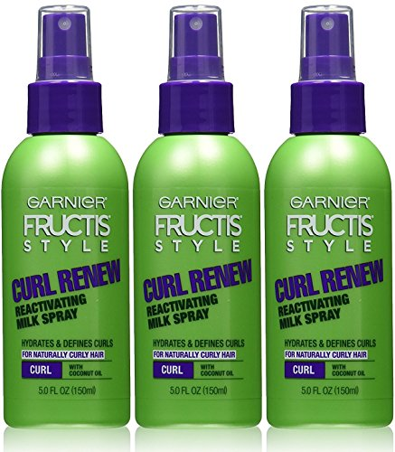 Garnier Garnier Fructis Style Curl Renew Reactivating Milk Spray