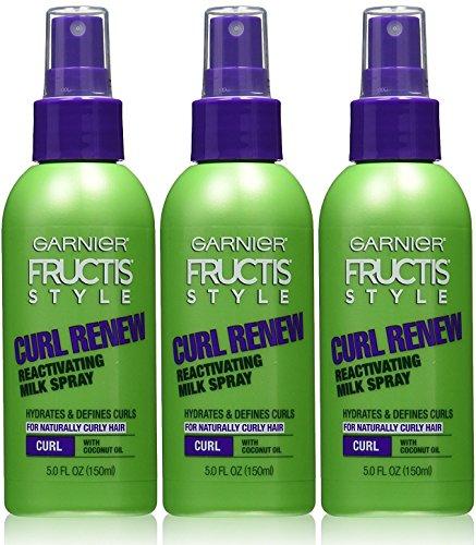 Garnier - Garnier Fructis Style Curl Renew Reactivating Milk Spray