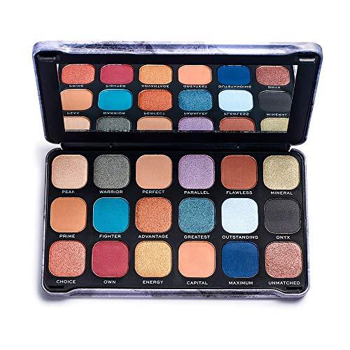 Makeup Revolution - Makeup Revolution Forever Flawless Optimum Eyeshadow Palette