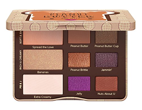 Too Faced - Too Faced Peanut Butter and Jelly Eye Shadow Collection Palette