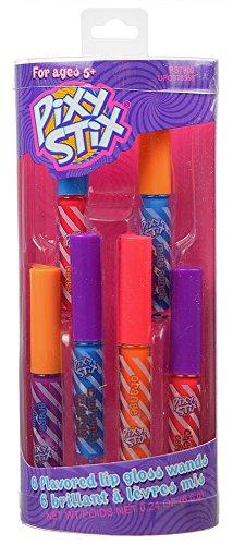 Pixy Stix - Pixy Stix Lip Gloss C, 6 Count