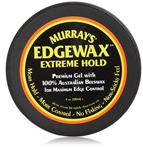 Murray'S - Murray's Edge Wax Extreme Hold, 4 Ounce