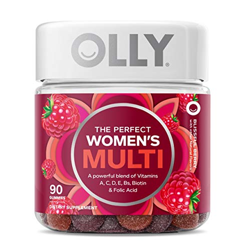 Olly - OLLY The Perfect Women's Multi and Kid's Multi +Probiotic Family Pack Gummies