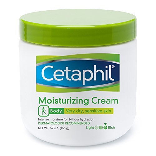 Cetaphil - Moisturizing Cream for Very Dry/Sensitive Skin